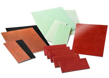 Group of laminated sheets